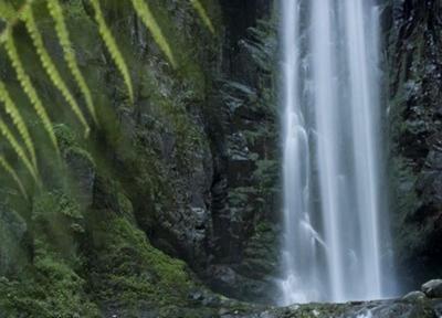 """""""Cascata del Lupo"""" Wasserfall"""