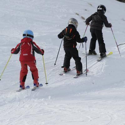 Ski area PANAROTTA - Levico Terme