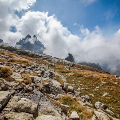 Besichtigung der Dolomitenpässe