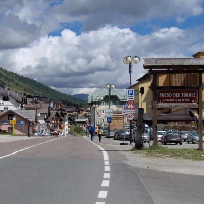 Alle Motorradtouren im Trentino
