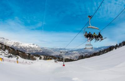 Ski area MONTE BONDONE - Alpe di Trento