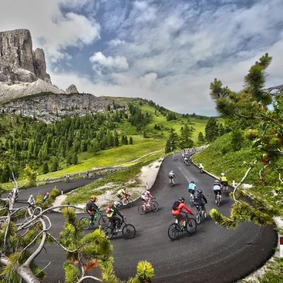 Itineraries in Valsugana - Bike tours