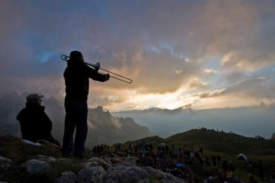 """The """"Sounds of the Dolomites"""""""