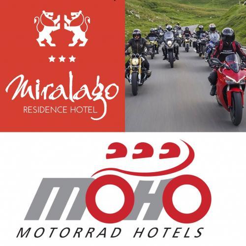il Miralago entra a far parte del prestigioso marchio MOHO - MOTORRAD HOTELS!